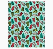 Mittens - Mint by Andrea Lauren  Classic T-Shirt