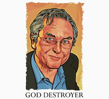 God Destroyer Richard Dawkins Unisex T-Shirt