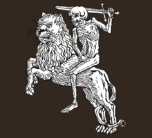 Death Rides A Lion by ZugArt