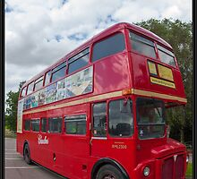 London Bus by asainter