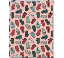 Mittens - Pink by Andrea Lauren  iPad Case/Skin