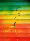 RaiNBoW SpLasH by Madeleine Forsberg