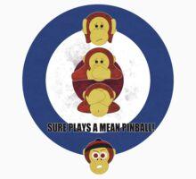 Pinball Monkey Wizard! by Matt Aunger
