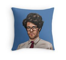 Richard Ayoade Throw Pillow