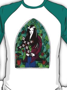Peter Steele Stained Glass T-Shirt