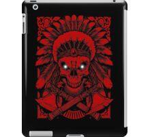 Chief Indian Skull iPad Case/Skin