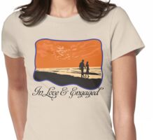 Engagement Womens Fitted T-Shirt