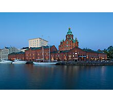 Uspenski Cathedral Photographic Print