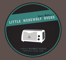 Little Werewolf Oven by scaredywolf