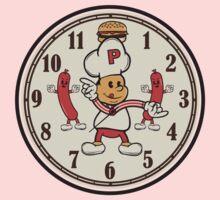 Hamburger Happy Hour Kids Tee