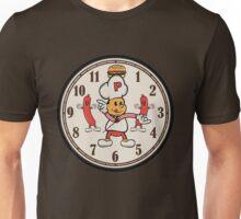Hamburger Happy Hour Unisex T-Shirt