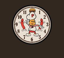 Hamburger Happy Hour Unisex T-Shirt
