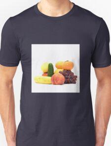 Fruit and Vegetables Ansamble  Unisex T-Shirt