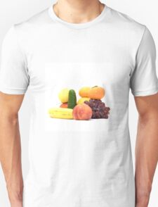 Fruit and Vegetables Ansamble  T-Shirt