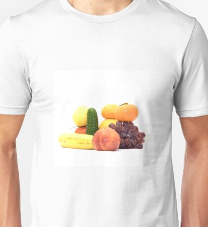 Fruit and Vegetables Ansamble  Unisex T-Shirt
