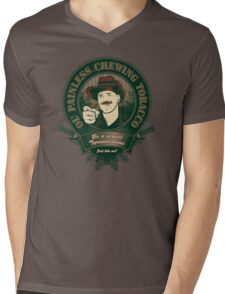 Chewing Ol Painless  Mens V-Neck T-Shirt