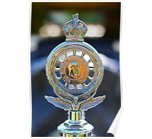 The Royal Automobile Club Poster