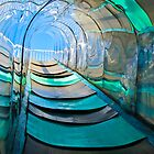 Mirror, Mirror Carny Slide by LadyEloise