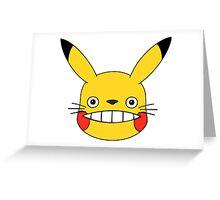 Totokachu Greeting Card
