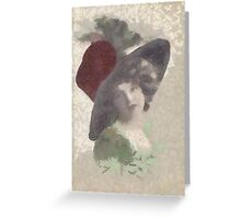 Eliza Jane Greeting Card