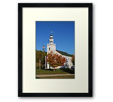Washington, NH Framed Print