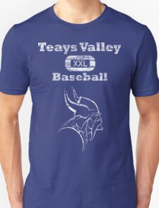 Teays Valley Baseball Distressed T-Shirt