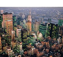 STUNNING! NEW YORK CITY by Picturestation