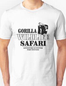 Gorilla Wildlife Safari T-Shirt