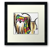 Everything is Cool Framed Print