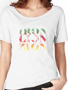 Bob Marley T shirt Women's Relaxed Fit T-Shirt