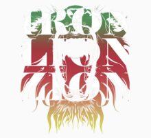 Iron Lion Zion T shirt T-Shirt