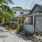 Hospital Lane in Nassau, The Bahamas by 242Digital