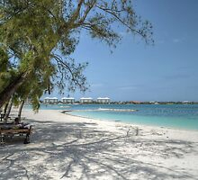 Montagu Beach in Eastern Nassau, The Bahamas by Jeremy Lavender Photography