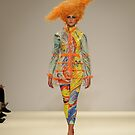 From Carlotta's Collection shown at LFW  by MarcW