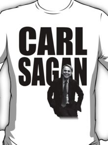 Carl Sagan T-Shirt