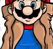 Mario Anything Sticker