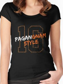 Pagan-gnam Style Women's Fitted Scoop T-Shirt