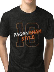 Pagan-gnam Style Tri-blend T-Shirt