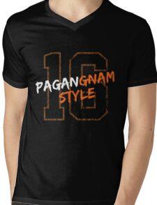 Pagan-gnam Style Mens V-Neck T-Shirt