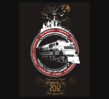 Railroad Revival Tee by Garth Jones
