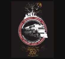 Railroad Revival Tee by Garth Jones