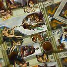 Sistine Chaple by Brendan Buckley
