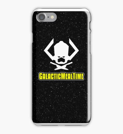Galactic Meal Time iPhone Case/Skin