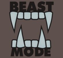 BEAST MODE by Timothy James Zwemer