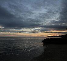 Fijian Sunset by Marius Brecher