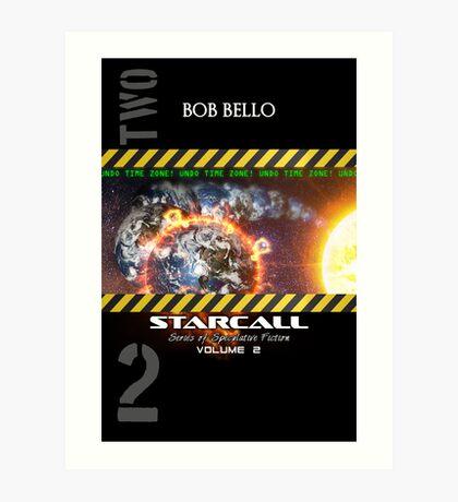 Starcall Anthology 2 Art Print