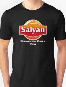 Saiyan Dragon Ball Tea T-Shirt