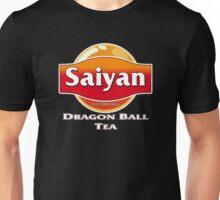 Saiyan Dragon Ball Tea Unisex T-Shirt