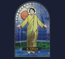 Saint Carl Sagan Kids Clothes