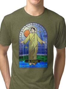 Saint Carl Sagan Tri-blend T-Shirt